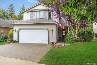 Olympia Single Family Home For Sale: 6949 Southwick Ct SW