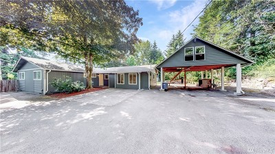 Pierce County Single Family Home For Sale: 1210 39th Ave SE