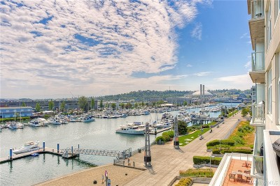 Tacoma Condo/Townhouse For Sale: 1515 Dock St #517
