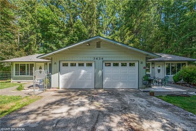 Olympia Multi Family Home For Sale: 3434 6th Ave NW