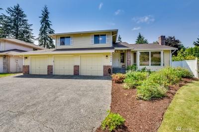 Everett Single Family Home For Sale: 12826 27th Dr SE