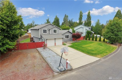 Graham WA Single Family Home For Sale: $348,500