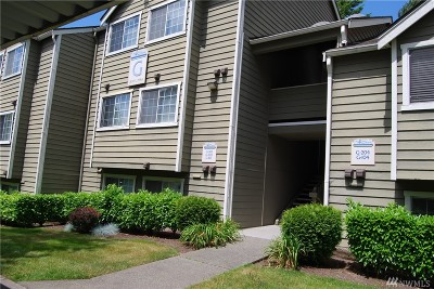 Federal Way Condo/Townhouse For Sale: 28300 18th Ave S #G303