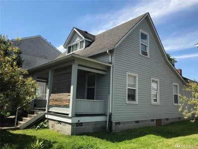 Olympia Multi Family Home For Sale: 813 Jefferson St SE
