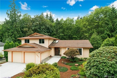 Olympia Single Family Home For Sale: 1805 Cameo Ct NW