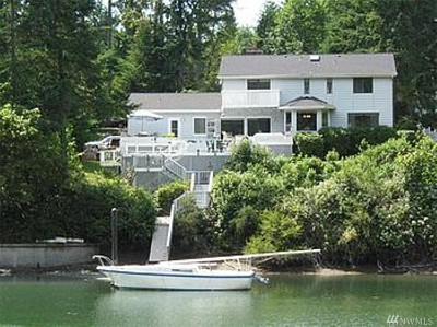 Gig Harbor Single Family Home For Sale: 8915 90th Ave NW
