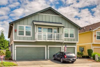 Lacey Condo/Townhouse For Sale: 6034 Illinois Lane SE #A