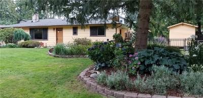 Kirkland Single Family Home For Sale: 10022 Slater Ave NE