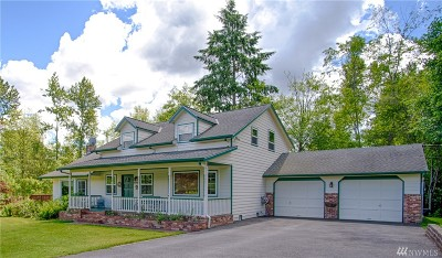 Marysville Single Family Home For Sale: 13423 11th Ave NE