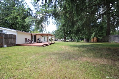 King County Single Family Home For Sale: 29354 215th Place SE
