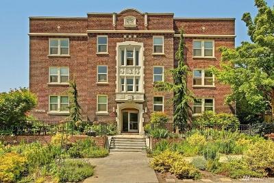 Seattle Condo/Townhouse For Sale: 715 24th Avenue #301