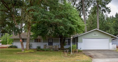 Lacey Single Family Home For Sale: 7655 11th Ave SE