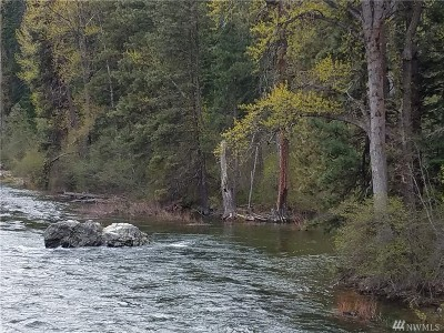 Chelan County, Douglas County Residential Lots & Land For Sale: Nna River Road