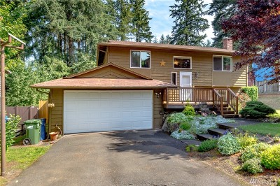 Auburn WA Single Family Home For Sale: $359,950