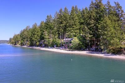 Allyn Single Family Home For Sale: 1680 E Treasure Island Dr