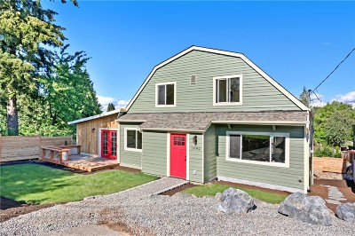 Tukwila Single Family Home For Sale: 14042 33rd Ave S