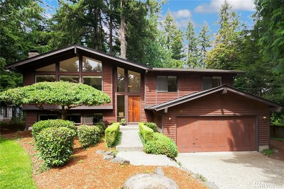 King County Single Family Home For Sale: 17312 NE 34th St