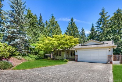 Bothell Single Family Home For Sale: 105 156th Place SE