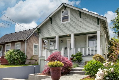 Single Family Home For Sale: 145 N 75th St
