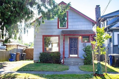 Tacoma Single Family Home For Sale: 1242 S State St