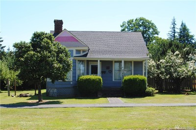 Sedro Woolley Single Family Home For Sale: 521 Nelson St