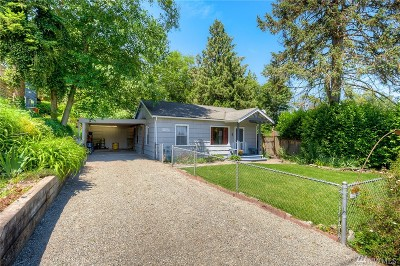 Seattle Single Family Home For Sale: 10047 36th Ave NE