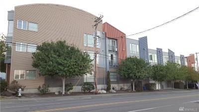 Tacoma Condo/Townhouse For Sale: 2520 Jefferson Ave #A