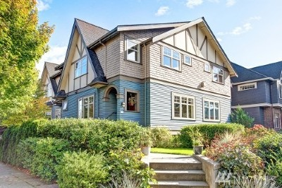 Seattle WA Rental For Rent: $3,800