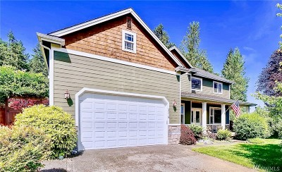 Lake Tapps Single Family Home For Sale: 2518 171st Ave E