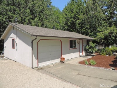 Olympia Single Family Home For Sale: 2334 Westwind Dr NW