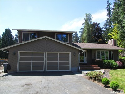 Puyallup Single Family Home For Sale: 8304 121st St E