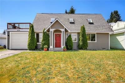 Single Family Home For Sale: 6314 Rockefeller Ave