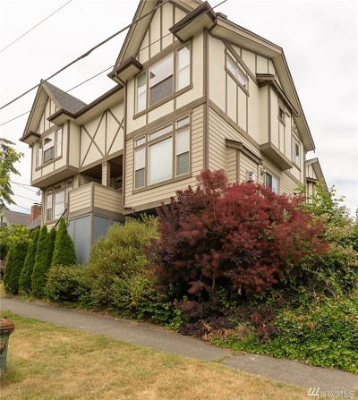 Seattle Single Family Home For Sale: 8234 17th Ave NE
