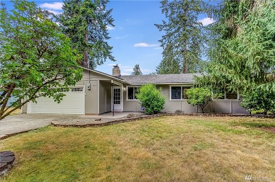 Single Family Home For Sale: 37615 40th Ave S