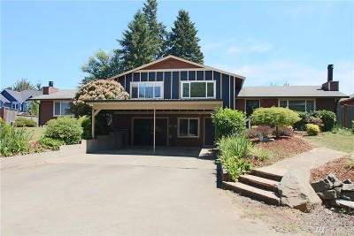Tumwater Multi Family Home For Sale: 1800 Sapp Rd SW