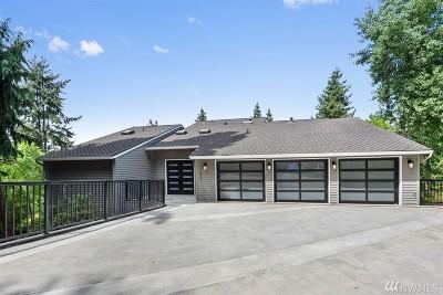 Kirkland Single Family Home For Sale: 11637 72nd Place NE