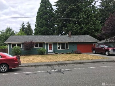 Tumwater Single Family Home For Sale: 716 Dennis St SW
