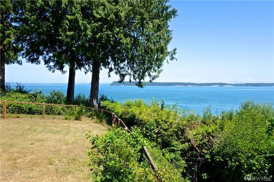 Port Ludlow Single Family Home For Sale: 340 Tala Shore Dr
