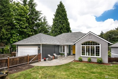 Redmond Single Family Home For Sale: 15318 Old Redmond Rd