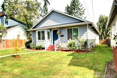 Skagit County Single Family Home Pending Inspection: 1001 McLean Rd