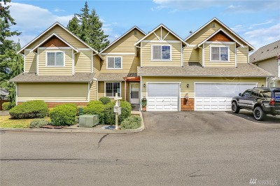 Condo/Townhouse Sold: 119 91st Ave SE #14B
