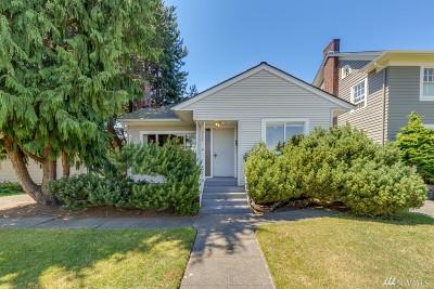 Everett Single Family Home For Sale: 928 Hoyt Ave