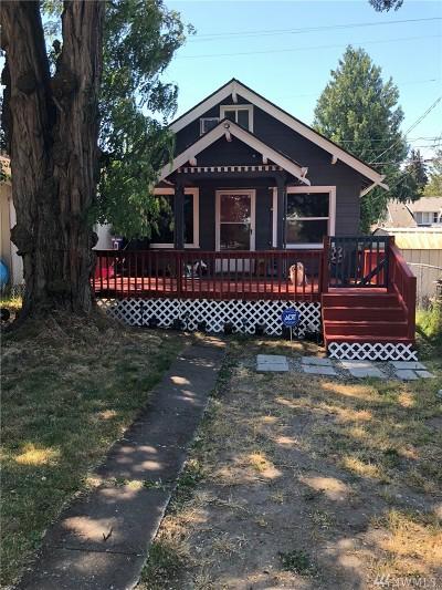 Tacoma Single Family Home For Sale: 4026 E G St
