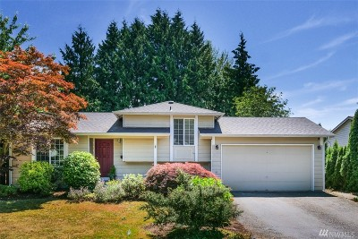 Kirkland Single Family Home For Sale: 12305 NE 134th St