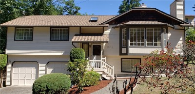 Seattle Single Family Home For Sale: 12047 36th Ave NE #C