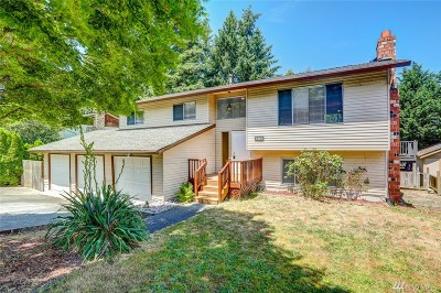 Federal Way Single Family Home For Sale: 3602 SW 328th Place