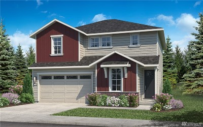 Lakewood Single Family Home For Sale: 8039 116th Street Ct SW #Lot11