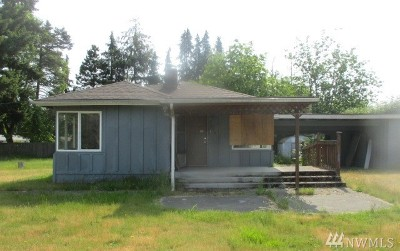 Auburn WA Single Family Home For Sale: $181,500