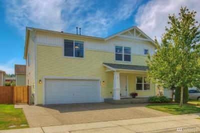 Pierce County Single Family Home For Sale: 18317 Silver Creek Ave E