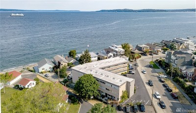 Seattle Condo/Townhouse For Sale: 3151 Alki Ave SW #2